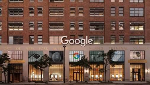 Майстерні, ігрова зона та вітальня: Google показала свій перший роздрібний магазин – фото