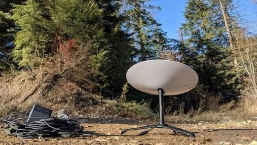 Користувачі супутникового інтернету Starlink зіткнулися з перегрівом антен