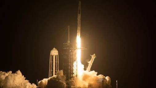 SpaceX перенесла на тиждень наступну місію з доставки астронавтів на МКС: у чому причина