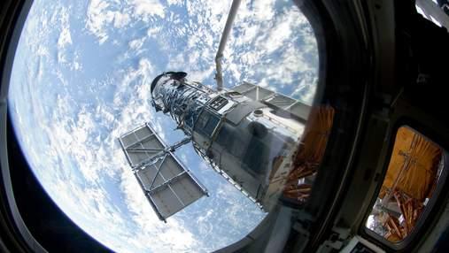 """Телескоп """"Габбл"""" зламався: відомі причини"""
