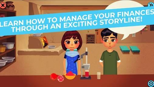 Учиться играя: новое полезное приложение для детей и молодежи о финансах