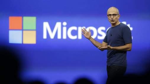 Капитализация Microsoft превысила 2 триллиона долларов: но ненадолго