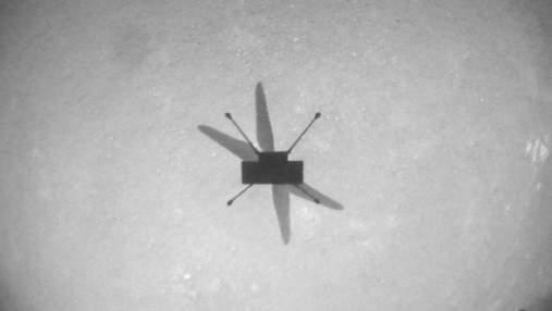 Вертолет Ingenuity совершил свой восьмой и самый длинный полет над Марсом