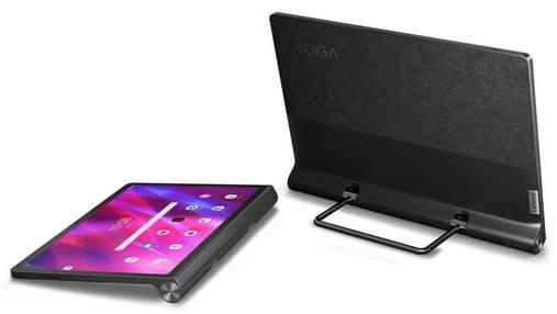 Lenovo представила планшети Yoga Tab 11 і Tab P11 Plus: чим вони цікаві