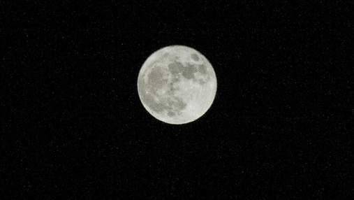 Повний Місяць у липні 2021: дата і час
