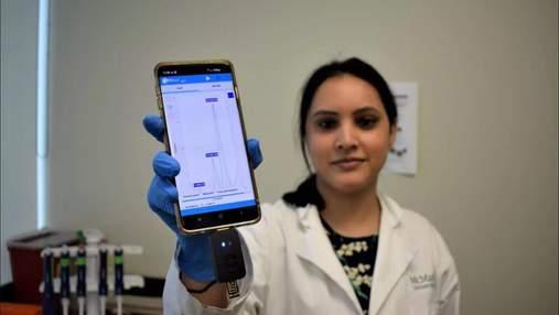 Лабораторія – це минуле: ґаджет для смартфона виявляє хвороби за лічені хвилини