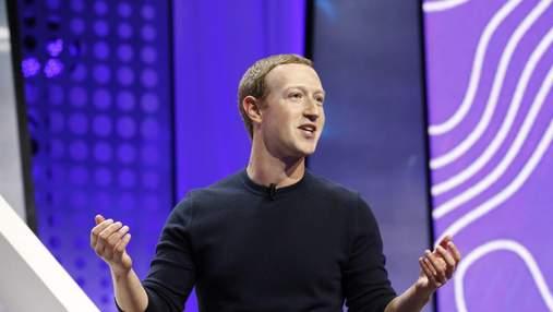 Цукерберг розбагатів на 5,1 мільярда доларів: як Facebook вдалося відстояти свою незалежність