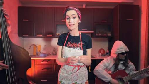 Відео, де солістка Go_A ліпить вареники з вишнями під SHUM, зібрало мільйон переглядів