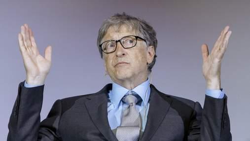 """Білл Гейтс був """"офісним хуліганом"""": нові деталі зухвалої поведінки мільярдера"""