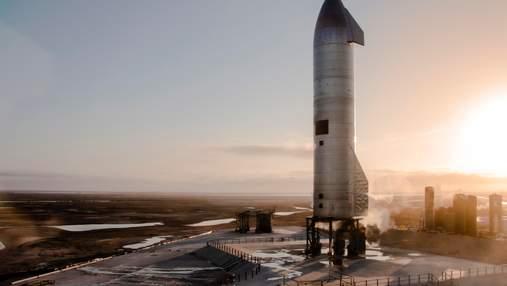 SpaceX поставить на Starship термінали Starlink та перевірить роботу інтернету під час польоту