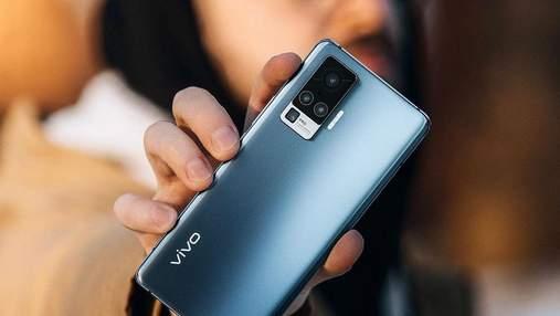 Компанія Vivo придумала смартфон з камерою-дроном: патент уже мережі