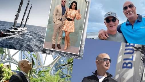 """Що робитиме Джефф Безос на """"пенсії"""": плани найбагатшої людини світу"""