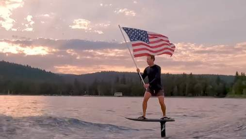 Марк Цукерберг оригинально поздравил США с Днем Независимости: видео