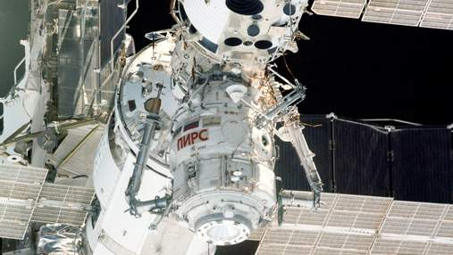 """Російський модуль """"Пірс"""" Міжнародної космічної станції затоплять в океані"""