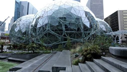 """Через аномальну спеку Amazon відкрила у США публічний """"центр охолодження"""""""