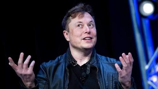 Ілон Маск полетить у космос на туристичному кораблі Virgin Galactic