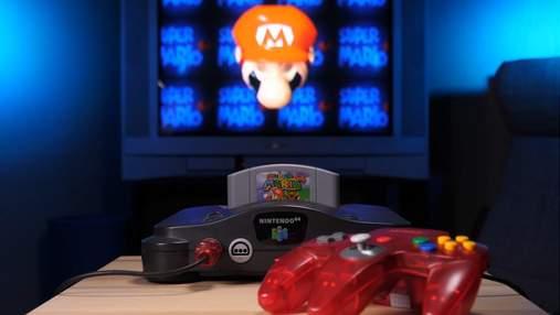 Найдорожча відеогра в історії: картридж Super Mario 64 продали за шалену суму