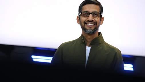 Справа не в грошах: генеральний директор Google зізнався, чому заздрить Джеффу Безосу