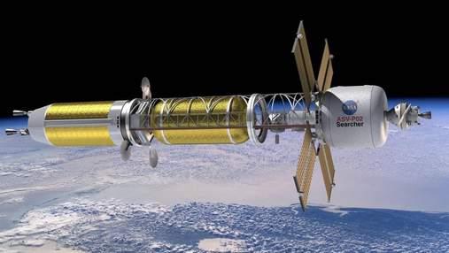NASA обрало компанії, які розроблять ядерний реактор для польотів на Марс