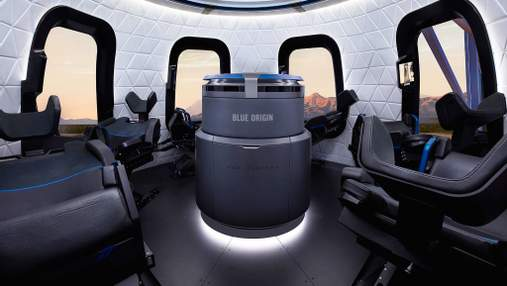 Четвертим космічним туристом Blue Origin став 18-річний син нідерландського мільярдера