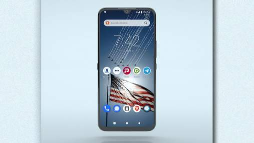 Перший у світі смартфон без цензури: представили Freedom Phone під управлінням FreedomOS