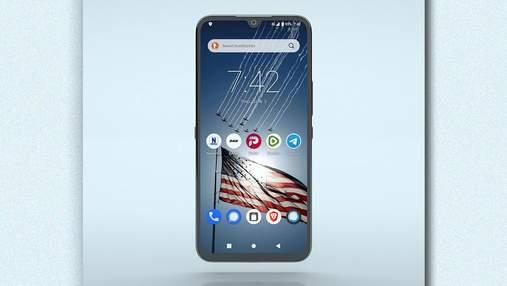Первый в мире смартфон без цензуры: представили Freedom Phone под управлением FreedomOS