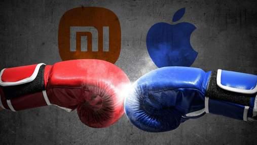Xiaomi обійшов Apple і тепер №2 у світі: хто у першій п'ятірці