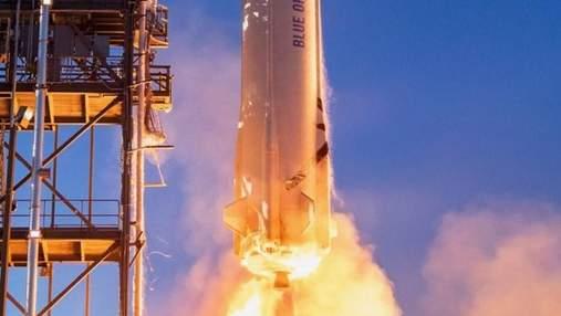 Джефф Безос планує випередити Ілона Маска: Blue Origin набирає обертів