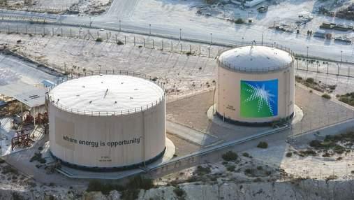 Хакери викрали конфіденційні дані у найбільшої в світі нафтової компанії Saudi Aramco