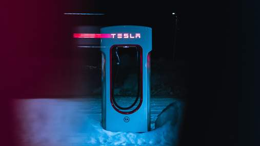 Чому Tesla закрила свою першу зарядну станцію Supercharger