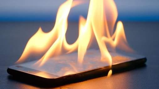 Чому нагрівається смартфон і як з цим боротися