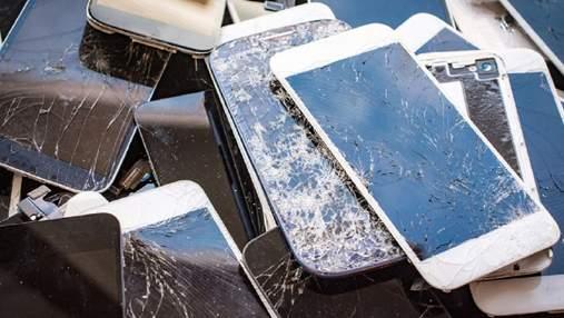 Смартфоны могут получить стекло с эффектом самовосстановления – изобретен новый материал