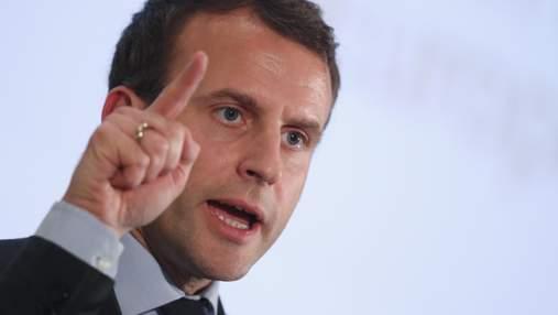 Президент Франции сменил смартфон из-за угрозы заражения шпионской программой Pegasus