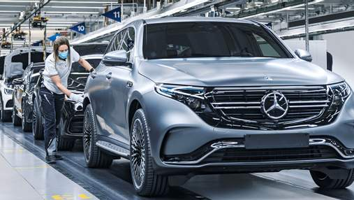 Mercedes-Benz будет производить только электрокары: пойдут миллиарды инвестиций