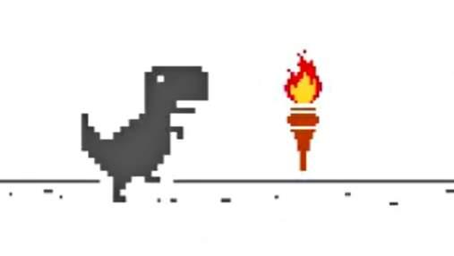 У Google Chrome з'явилася прихована гра, присвячена Олімпіаді: як її знайти