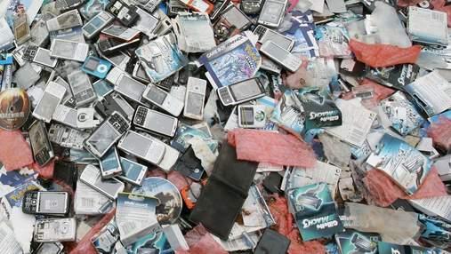 Что ни в коем случае нельзя делать со старыми телефонами