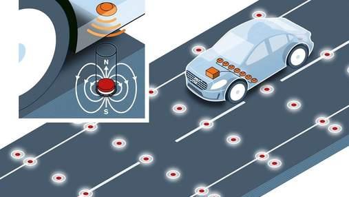 У США випробують дорогу з магнітного цементу: вона зможе заряджати електромобілі на ходу