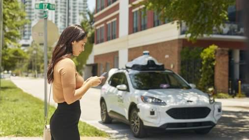 Уже совсем скоро: Ford планирует запустить в США такси без водителей – фото