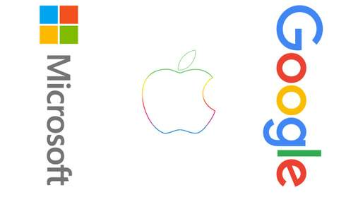 Майже 57 мільярдів доларів: прибутки Apple, Google та Microsoft вкотре б'ють рекорди