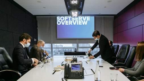 IT-компания со Львова SoftServe  открыла офис в Дубае