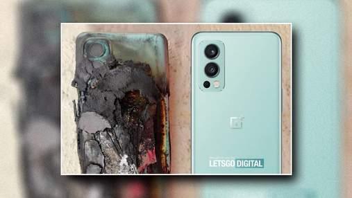 Смартфон OnePlus Nord 2 вибухнув після купівлі, травмувавши власницю