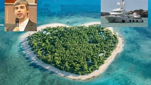 Знайдено співзасновника Google, який зник більше як рік тому: на острові та без супер'яхти