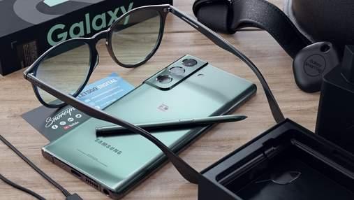 Фанати вимагають у Samsung відкласти Galaxy S22 та врятувати серію Note