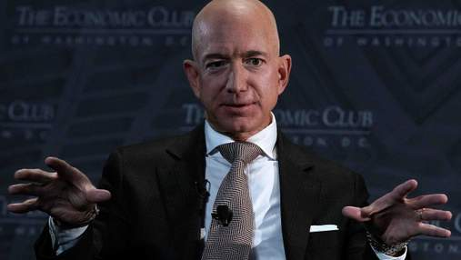 Джефф Безос уже не самый богатый в мире: кто его обошел