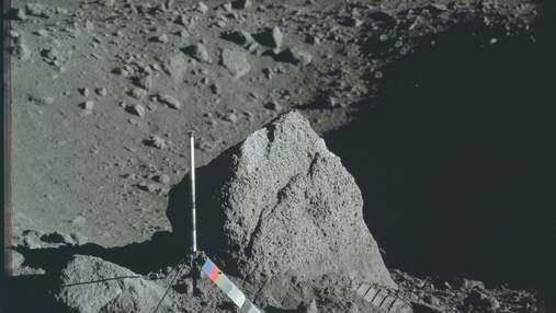 """Чому вода """"кочує"""" по поверхні Місяця: дослідження"""