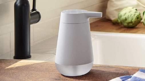 Розповідає жарти та співає, поки ви миєте руки: Amazon представила розумний дозатор мила