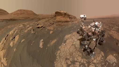 9 років на Марсі: Curiosity святкує важливу річницю