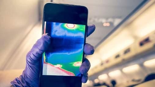 Корейські вчені пропонують вбудувати у смартфони тепловізори – для чого