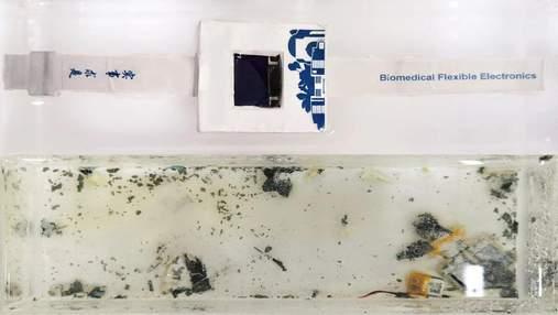 """Eco-friendly: создали """"умные"""" часы, которые растворяются в воде за 40 часов"""