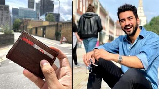 Викладач знайшов гаманець та повернув власнику, вистеживши його через LinkedIn и Google